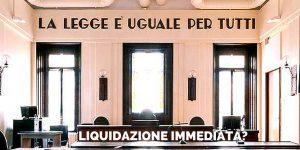 LIQUIDAZIONE GRATUITO PATROCINIO