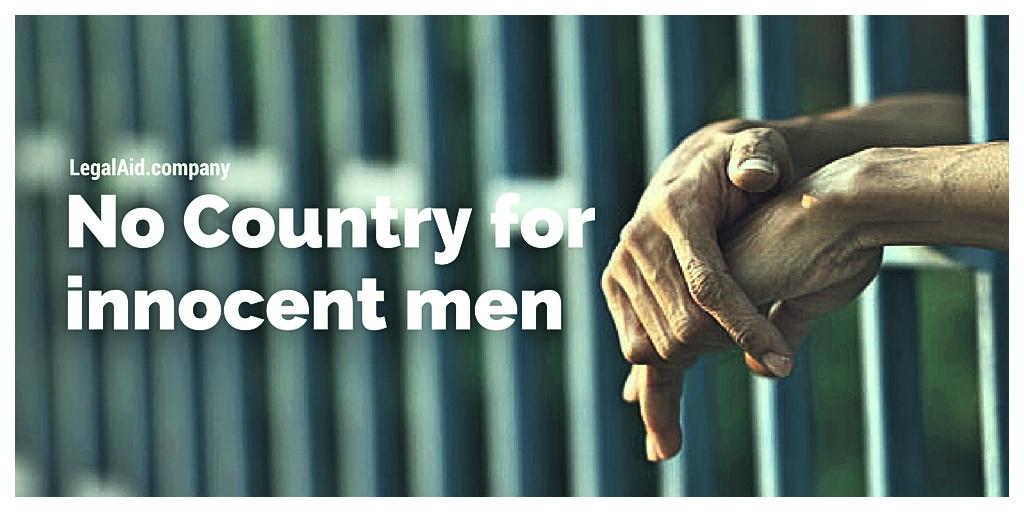 Non è un paese per innocenti!