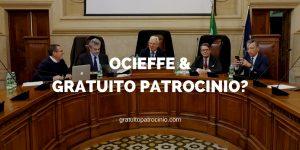 OCIEFFE & GRATUITO PATROCINIO