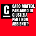 Caro Matteo Renzi...