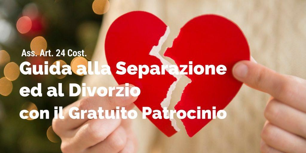 Guida Separazione e Divorzio
